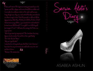 Cover of Serwa Akoto Diary